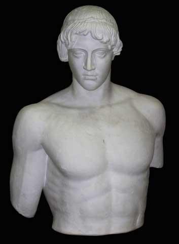S212  Apollo dell'Omphalos