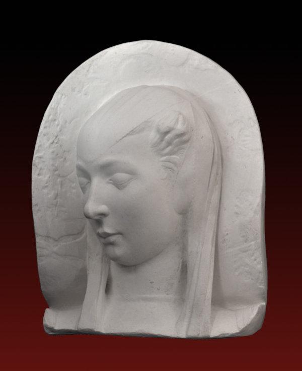 M048  Ritratto di donna