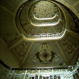 Art Nouveau Stairs, Riga, Latvia