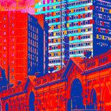 Building In Blocks - Red