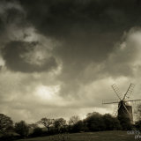 Old Windmill in Winter #1