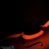 Reclining Cello