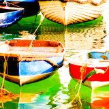 Boats at St Ives
