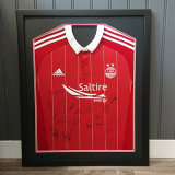 Signed Football Shirt