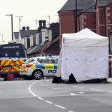 Sheffield Murder Scene
