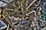 Clipstone Headstocks Stairs