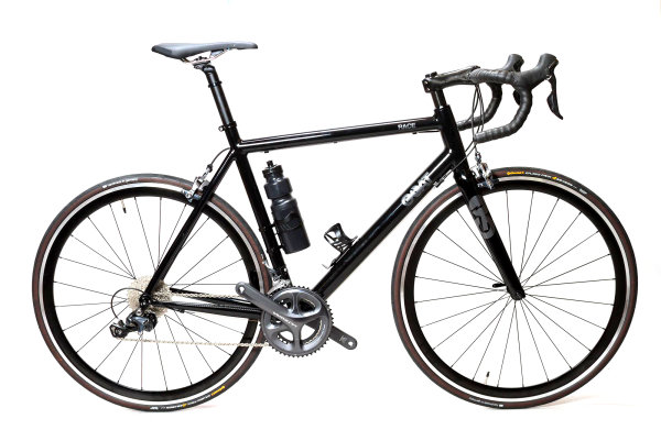 Jet Black Gloss RACE bike