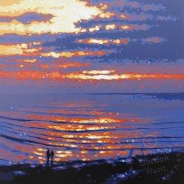 11. sunset strole