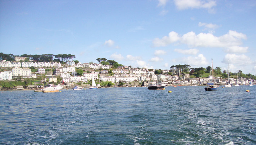 Fowey - A great place to visit in Cornwall