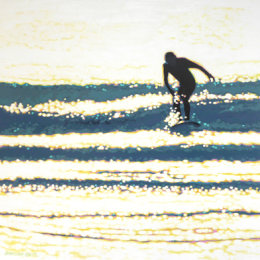 The Unsteady Surfer - Surfing the Sunshine