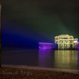 West Pier, Brighton - 150th Birthday