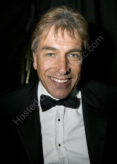 TV & Radio Sports Presenter John Inverdale