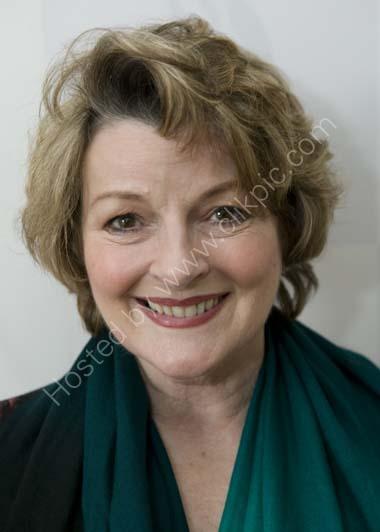 Actress Brenda Blethyn
