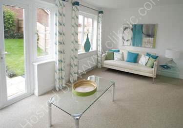 Interior photo for Persimmon Homes