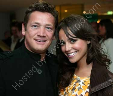 Sid Owen and Polly Parsons