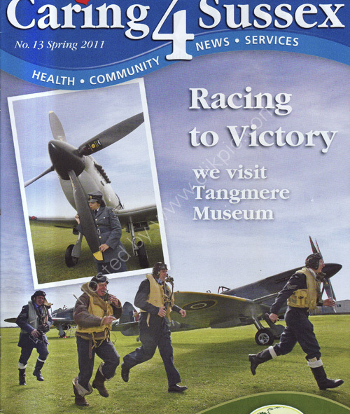 Latest Sussex Cover Pic