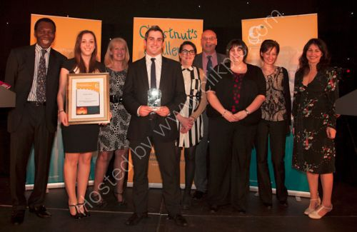 Chestnut Tree House Business Awards