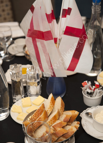 St. Georges Day Lunch