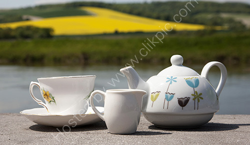Tea by the Arun