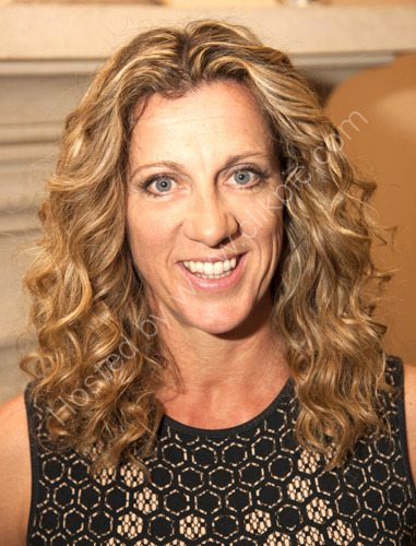 Sally Gunnell at South Lodge