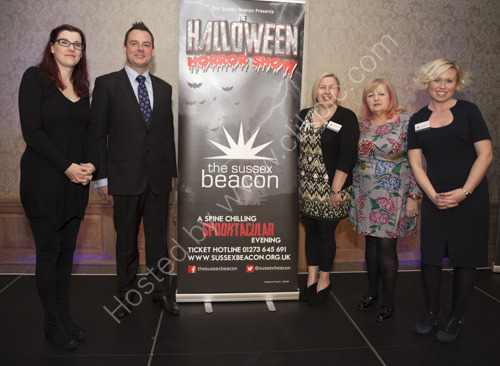 Sussex Beacon Halloween Ball Launch 2015