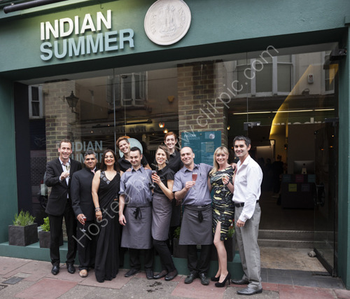Indian Summer re-launch