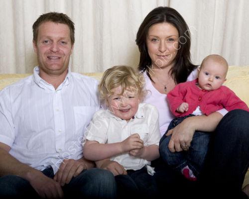Duncan, Kylie, Jos and Niamh