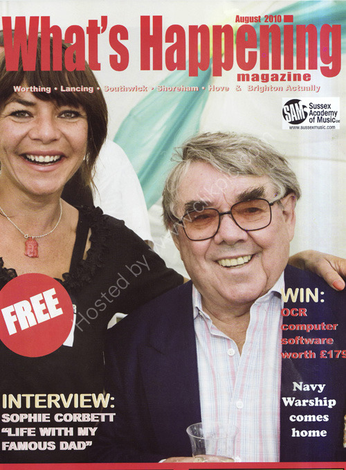 Sophie and Ronnie Corbett for What's Happening