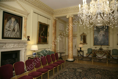 Inside No 10 Downing Street