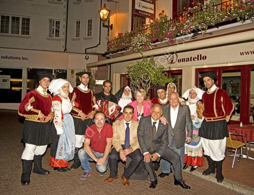 Sardinia at Donatellos