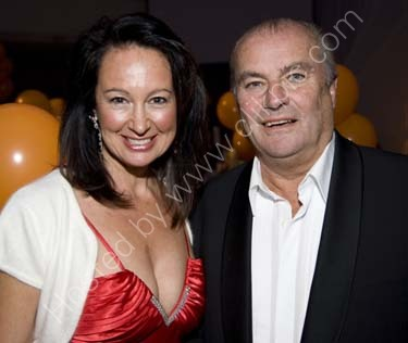 Anita and Chris Ellison