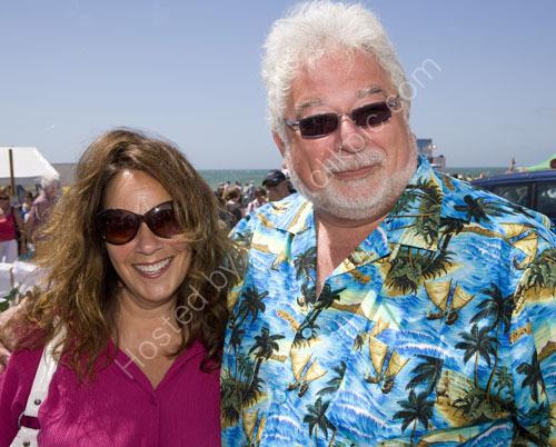 Jennifer and Mike Mendoza of Whats Happening magazine