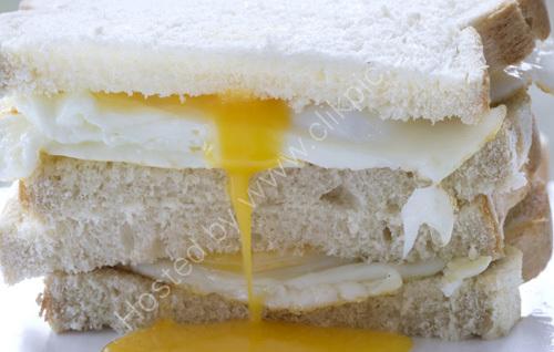 Egg Sandwich!