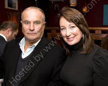 Chris and Anita Ellison