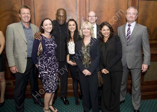 Frank Bruno for Chestnut Tree House at The Grand