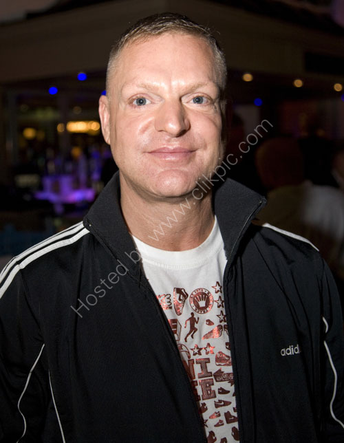 Andy Bell from Erasure