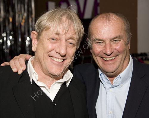 Mark Wingett and Chris Ellison