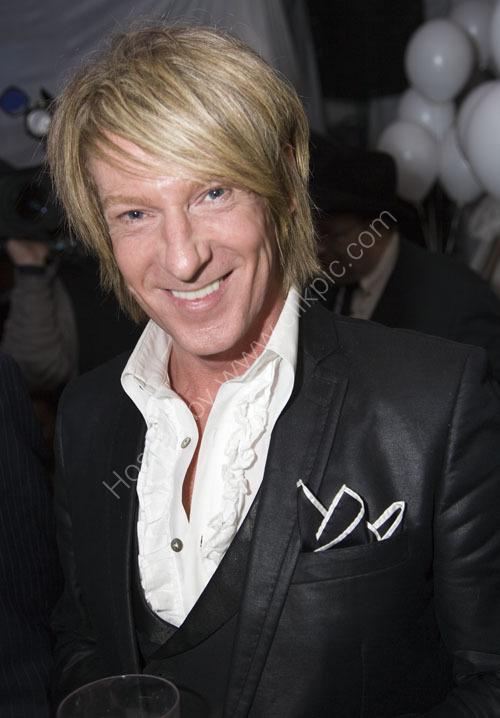 Celebrity and Royal Hairdresser Ian carmichael