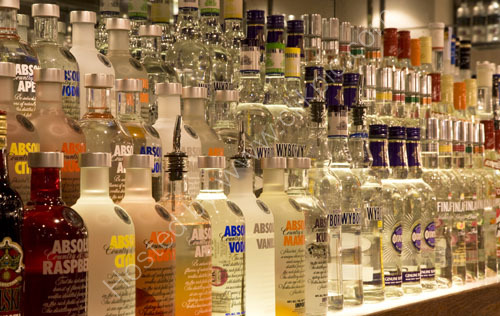 Revoloution Vodka for Pretty Clever
