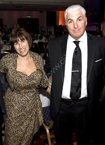 Janice and Mitch Winehouse