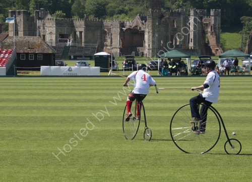 Penny Farthing Polo at Cowdray Park
