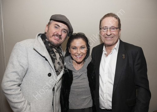 Shane Richie, Jessie Wallace and Peter James