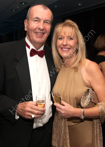 Snowman Ball Spectacular, Mike Holland and Wendy Carter