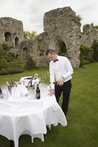 Pressleys and Rolex at Amberley Castle