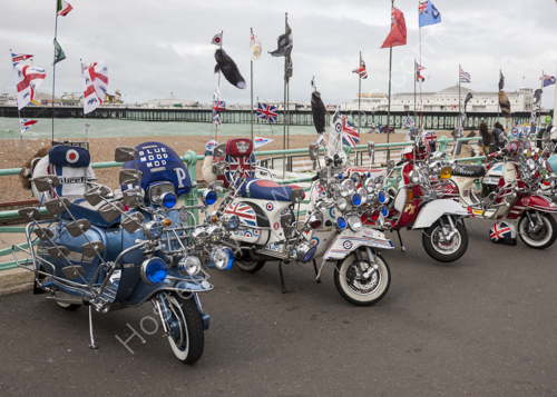 Mods weekend Brighton 2016