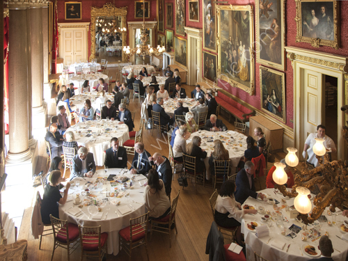 Chestnut Tree House Networking Breakfast at Goodwood