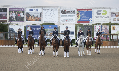Chestnut Tree House and Dreamflight at Hickstead