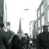 Through the crowd - The Bullring