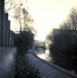Digbeth, by Great Barr Street bridge