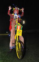 Clown on a Pushrod